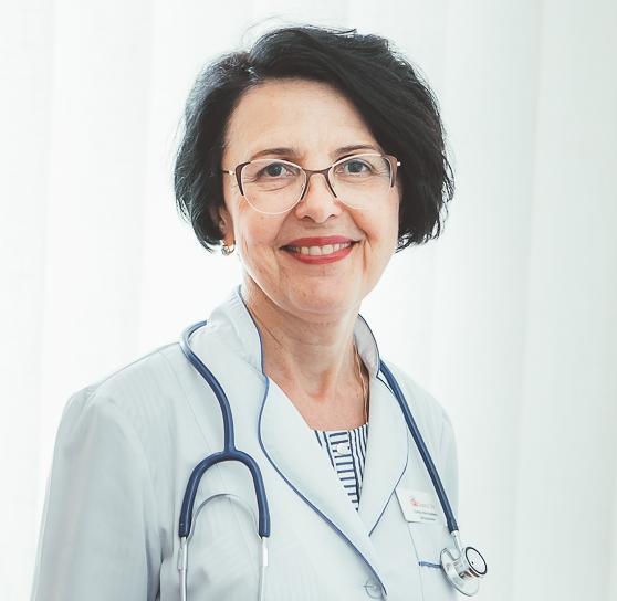 <strong>Бабаджанян Елена<br/> Николаевна</strong> : <em>Кандидат медицинских наук, детский гастроэнтеролог высшей<br/> категории</em>