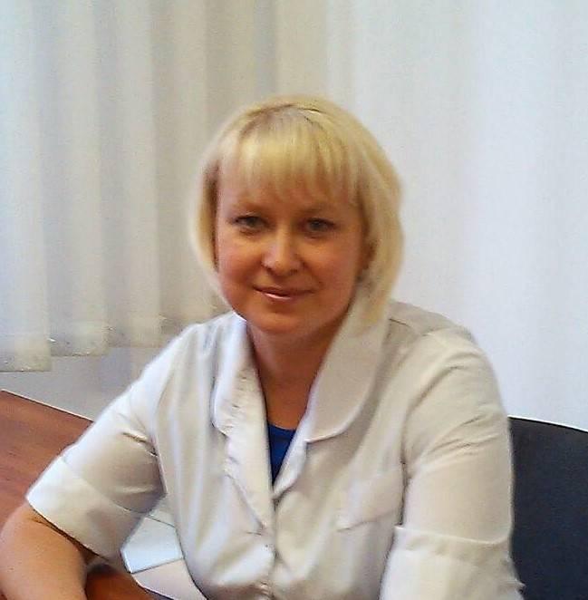 <strong>Макаренко Наталья<br/> Владимировна</strong> : <em>Врач-гастроэнтеролог высшей категории</em> <br/>