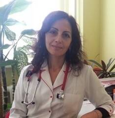 <strong>Казарян Мария<br/> Сергеевна</strong> : <em>Детский кардиолог<br> высшей <br> категории</em>